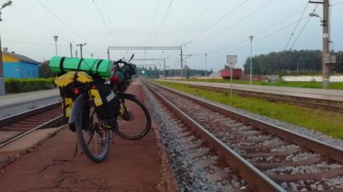 Провоз велосипеда в электропоездах пригородного следования по территории России