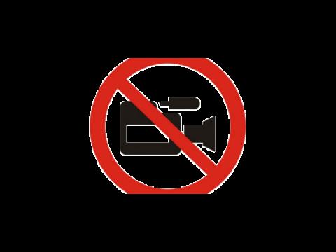 В каких местах запрещено вести видеосъёмку в Беларуси